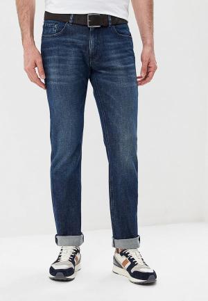 Джинсы Karl Lagerfeld. Цвет: синий