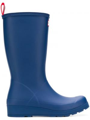 Mid-calf rain boots Hunter. Цвет: pkb peak blue