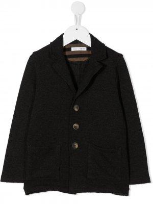 Пиджак с накладными карманами Zhoe & Tobiah. Цвет: серый