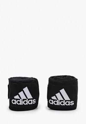 Комплект adidas Combat. Цвет: черный