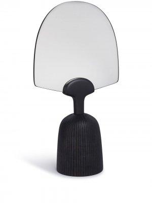 Настольное зеркало Nur (38 см) Zanat. Цвет: черный