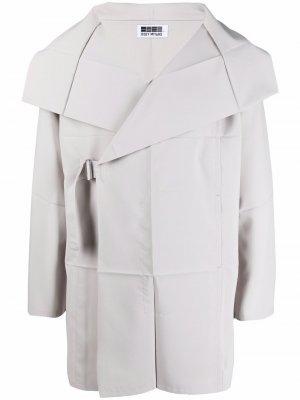 Куртка с запахом 132 5. Issey Miyake. Цвет: серый