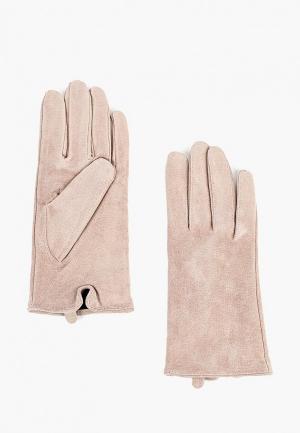 Перчатки Befree. Цвет: розовый