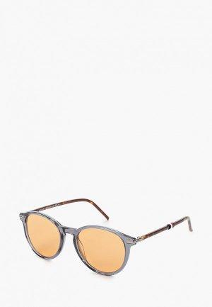 Очки солнцезащитные Tommy Hilfiger. Цвет: коричневый