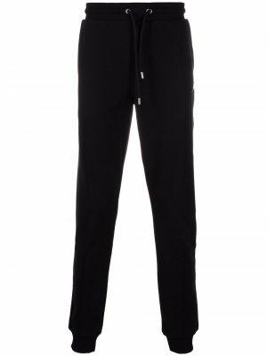 Спортивные брюки с логотипом Les Hommes. Цвет: черный