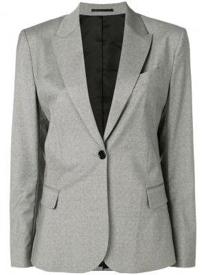 Classic formal blazer Filippa-K. Цвет: серый