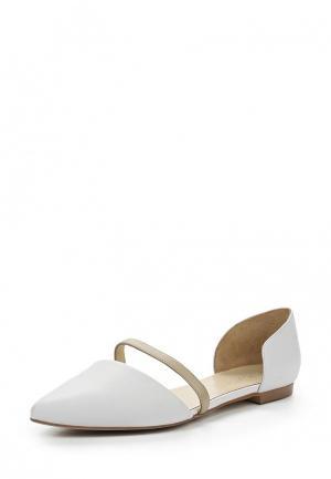 Туфли Antonio Biaggi. Цвет: белый