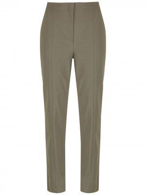 Прямые брюки Signo Alcaçuz. Цвет: зеленый