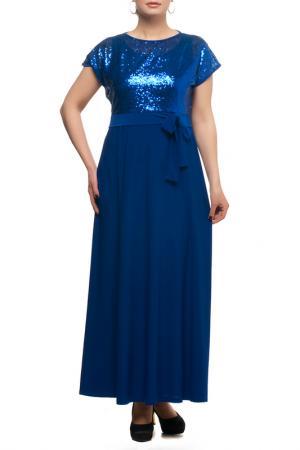 Платье OLSI. Цвет: мультицвет