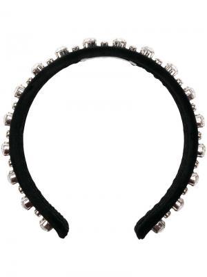 Victoria hair band Ca&Lou. Цвет: черный