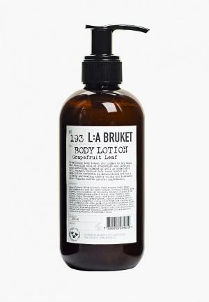 Лосьон для тела La Bruket. Цвет: прозрачный