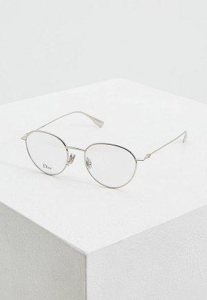 Оправа Christian Dior. Цвет: серебряный