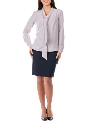 Блузка Mankato. Цвет: серый