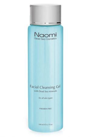 Очищающий гель для лица Naomi. Цвет: белый