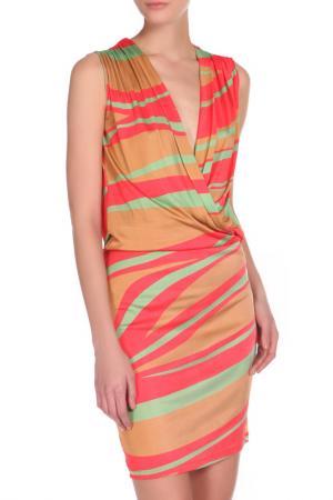 Платье GF FERRE. Цвет: s002