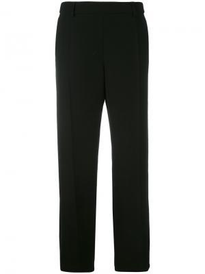 Прямые брюки Giorgio Armani. Цвет: черный