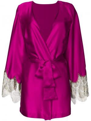 Халат Clara Gilda & Pearl. Цвет: розовый