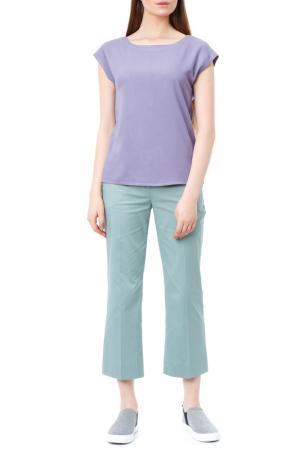 Блузка Bizzarro. Цвет: фиолетовый