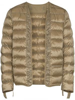 Куртка Ten C. Цвет: зеленый