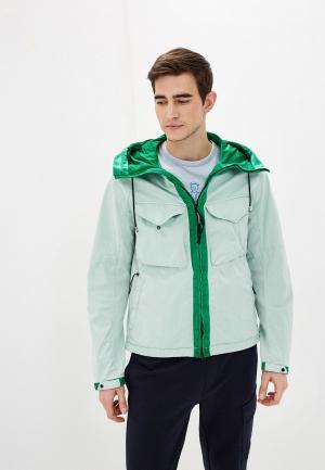 Куртка C.P. Company. Цвет: зеленый