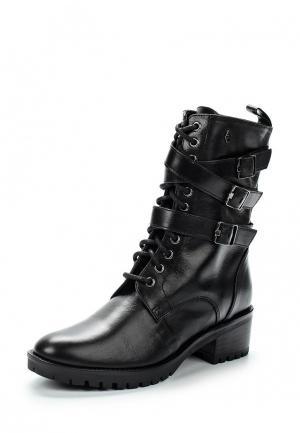 Ботинки Armani Jeans. Цвет: черный