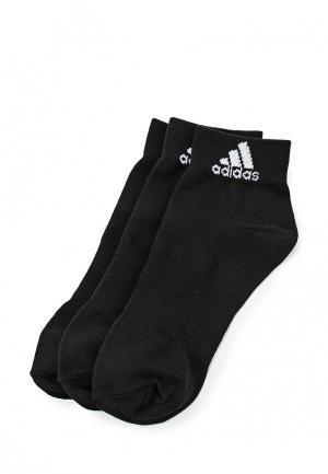Комплект adidas. Цвет: черный