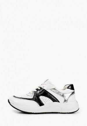 Кроссовки Caprice. Цвет: белый