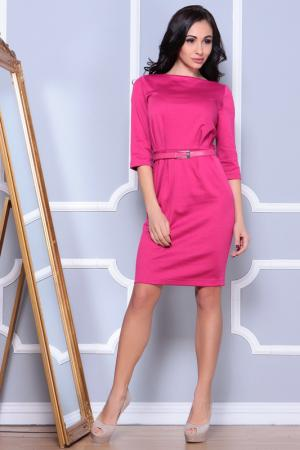 Платье Laura Bettini. Цвет: фуксия