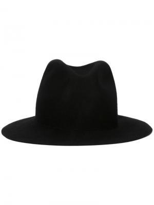 Шляпа Jones Minimarket. Цвет: черный