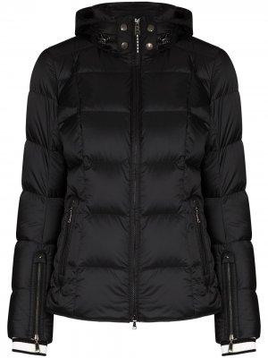 Лыжная куртка Coro Bogner. Цвет: черный