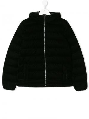 TEEN padded down jacket Ciesse Piumini Junior. Цвет: черный