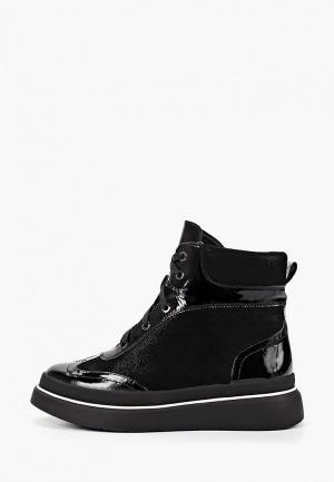 Ботинки Balex. Цвет: черный