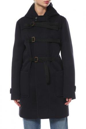 Пальто N°21. Цвет: черный