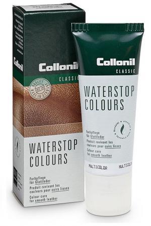 Крем для гладкой кожи Collonil. Цвет: бесцветный