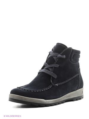 Ботинки ARA. Цвет: темно-синий