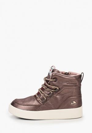 Ботинки Viking. Цвет: золотой