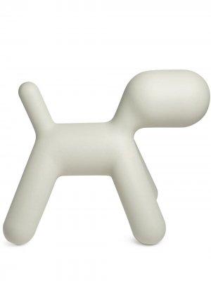 Фигурка Puppy в виде собаки magis. Цвет: белый