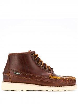 Ботинки Seneca Mid Sebago. Цвет: коричневый
