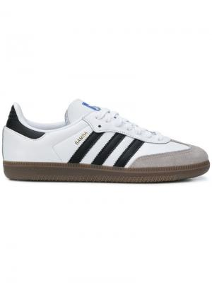 Adidas Originals Samba OG sneakers. Цвет: белый