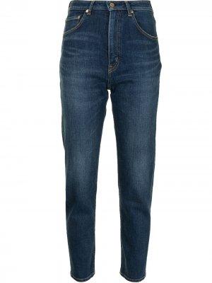 Зауженные джинсы  Sapphire Tu es mon TRÉSOR. Цвет: синий