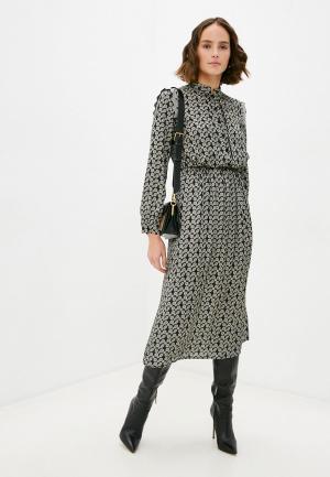 Платье Manila Grace. Цвет: серый