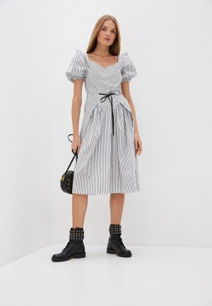 Платье Vivienne Westwood. Цвет: белый
