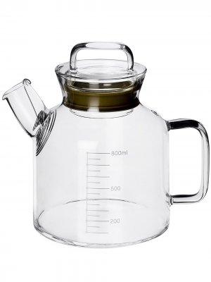 Прозрачный чайник Serax. Цвет: нейтральные цвета