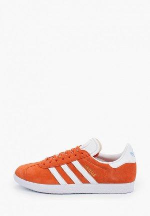 Кеды adidas Originals. Цвет: оранжевый