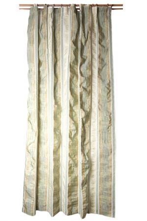 Комплект штор саманта, 200х275 Daily by T. Цвет: зеленый