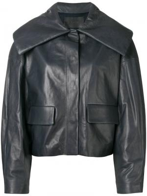 Куртка Drome. Цвет: синий