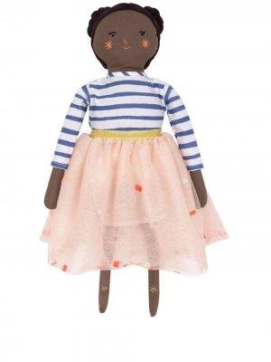 Кукла Ruby Meri. Цвет: розовый