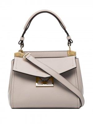 Маленькая сумка-тоут Mystic Givenchy. Цвет: нейтральные цвета