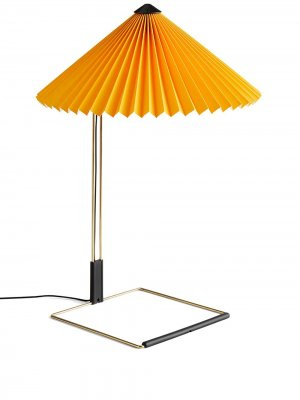 Настольная лампа Matin Hay. Цвет: желтый