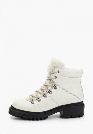 Ботинки Covani. Цвет: белый